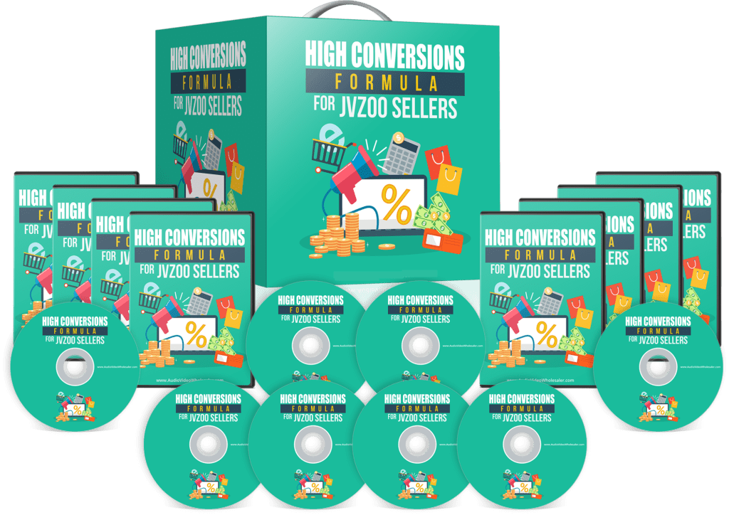 high conversion formula for jvzoo sellers